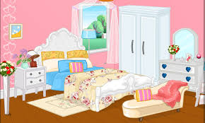 pink room decoration games barbie decoration games house