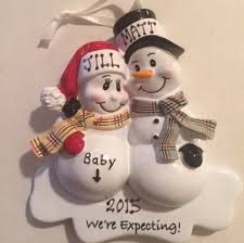 we re expecting snowmen ornament http www