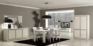 two white round pendant lamp modern dining room set two gray