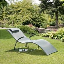 Patio Recliner Chair by Garden Sunlounger Chair Patio Recliner Sunbed Outdoor