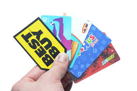 gift cards what can i do with the gift cards i don t want
