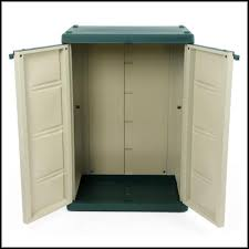 Outdoor Storage Cabinet Awesome Rubbermaid Outdoor Storage Cabinet With Rubbermaid The
