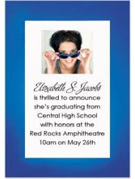 what to write on a graduation announcement what to put on graduation announcements paperdirect