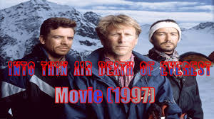 film everest subtitle indonesia into thin air death on everest movie 1997 youtube