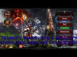 eternity warrior apk eternity warriors 2 mod apk