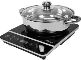 Smallest Induction Cooktop Rosewill Rhai 13001 1800 Watt Induction Cooker Cooktop With