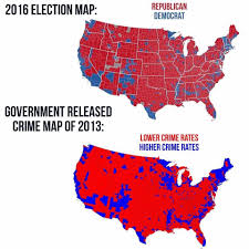 Nytimes Election Map by How I Detect Fake News U2013 Tim O U0027reilly U2013 Medium