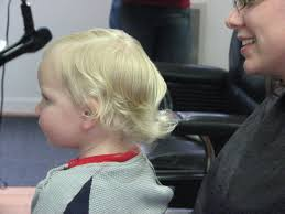 will u0027s first haircut the daddy files