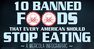 10 banned foods americans should stop eating u2013 infographic
