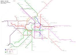 Prague Subway Map by Track Map Of Streetcars In Washington D C Run By Dc Transit