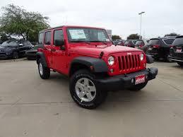 Jeep Wrangler Sport S Interior New Jeep Wrangler Unlimited Austin Nyle Maxwell Chrysler Dodge