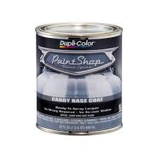 dupli color bsp306 32 oz silver paint shop candy base coat