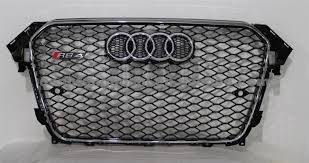 audi rs4 grille car front grille for audi a4 b9 rs4 audi rs4 grille aftermarket