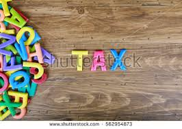 colorful words earth day made wooden stock photo 282535478