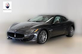 maserati gt sport interior pre owned inventory maserati of alberta