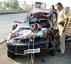 udupi four of family from brahmavar perish in road accident at