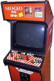japanese arcade cabinet for sale neo geo mvs videogame by snk