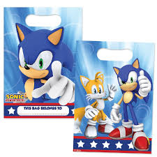 sonic the hedgehog party supplies sonic the hedgehog party bags sonic the hedgehog party party ark