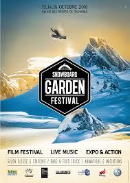method mag snowboard garden festival