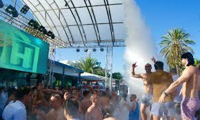 El Patio San Antonio by Sankeys Ibiza Introduces First Ever Pool Parties At El Patio My
