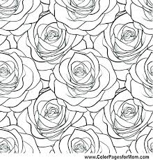 printable coloring pages flowers coloring pages of flowers and hearts coloring pages of flowers and