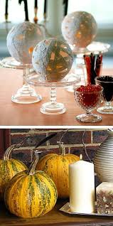 Centerpieces For Thanksgiving 21 Candles Centerpiece Ideas For Thanksgiving Decorating On Small Budget
