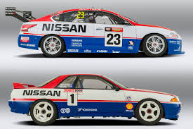 Nissan Altima Gtr - nissan wheel out 25th birthday gtr for bathurst