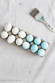 blue easter eggs the shade of robin s egg blue for easter eggs so much