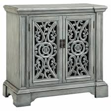 audra entry cabinet with carved door fronts free shipping today