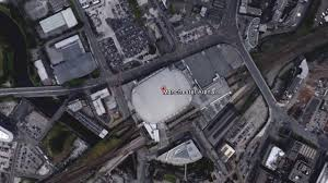 Arena Maps Google Map Manchester Arena In Manchester England Youtube