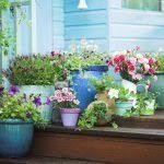 flower pot arrangements for the patio download patio pots ideas