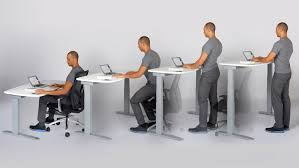 sit stand desk chair sit stand office desk best desk chair for back pain