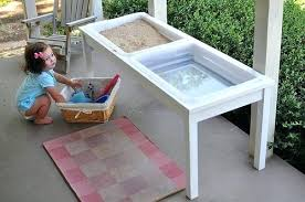 diy sand and water table pvc diy water table little squat diy sand and water table pvc beepxtra me