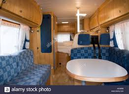 modern motorhome interior stock photo royalty free image 6465402
