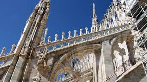 flying buttress the crests of the duomo di milano s flying buttresses duomo di