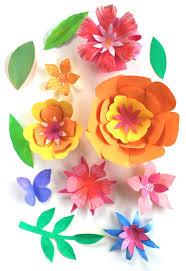 Make Your Own Paper Flowers - flower crown headpiece cinco de mayo fiesta party costume ideas