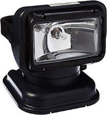 go light magnetic base amazon com go light stryker hid searchlight wireless handheld