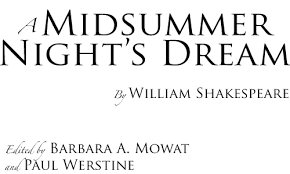 Does A Blind Person Dream Midsummer Night U0027s Dream