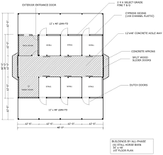 10 Stall Horse Barn Plans Barns And Buildings Quality Barns And Buildings Horse Barns