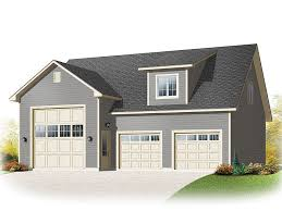 free 2 car garage plans rv garage plans rv garage plan with loft 028g 0052 at www