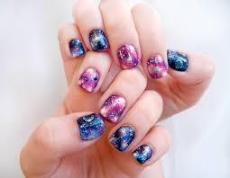 51 most stylish galaxy nail art design ideas for teen girls