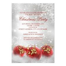 Christmas Ornament Party Invitations - 298 best christmas party invitations images on pinterest