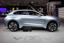 subaru concept cars viziv concept