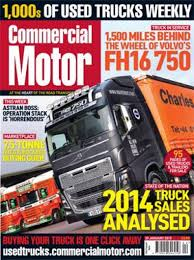 the volvo commercial out now commercial motor 29 january commercial motor