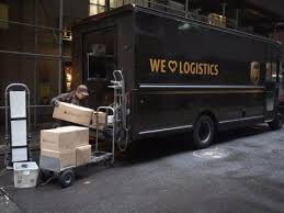 ups drivers are deliveries in u haul trucks business insider