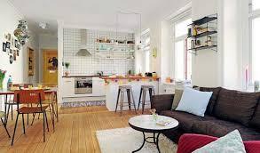 surprising design small one room apartment interior inspiration