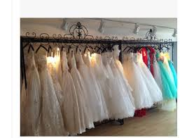 display wedding dress the dress frame wedding dress display rack wrought iron