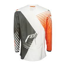 motocross jerseys fly racing 2016 youth kinetic vector motocross jersey stretch off