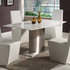 pleasant white dining room table creative on furniture home design