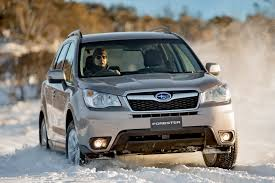 subaru winter subaru snow tips subaru australia